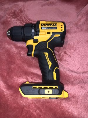 DEWALT BRUSHLESS DRILL DRIVER ( TOOL ONLY) NO BATTERY NO CHARGER for Sale in Dallas, TX