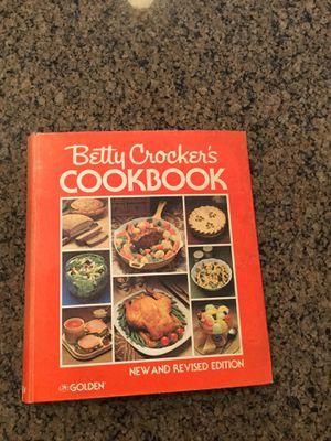 Betty Crocker's Cookbook for Sale in Bloomingdale, IL