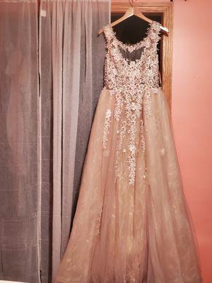 Blush Wedding Dress for Sale in Burleson, TX