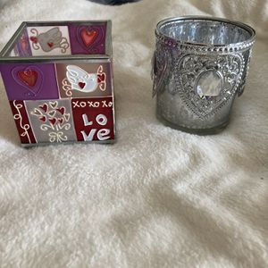 Valentine's Candle Holders for Sale in Huntington Beach, CA