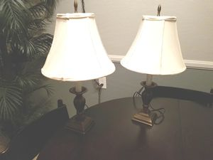 Table lamps for Sale in Glendale, CA