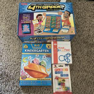 Educational Games | Lot of 4 for Sale in Phoenix, AZ