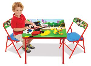Mickey Mouse Table & Chairs Set for Kids for Sale in Los Angeles, CA