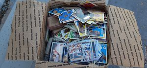 $50 for 10,000 cards baseball football basketball hockey for Sale in Peoria, AZ