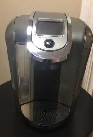 Keurig 2.0 with large water reservoir for Sale in Edmonds, WA