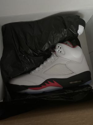 Jordan 5 Fire Red Size 12 for Sale in Bethesda, MD