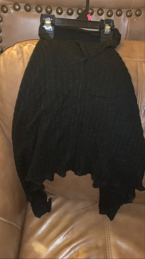 Black Shawl (one size fits all) for Sale in Chicago, IL