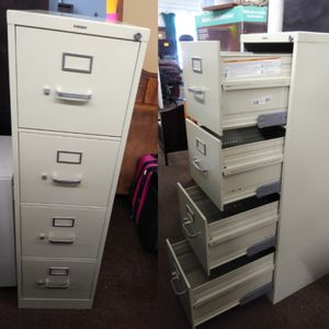 Hon Filing Cabinet with key for Sale in Tampa, FL