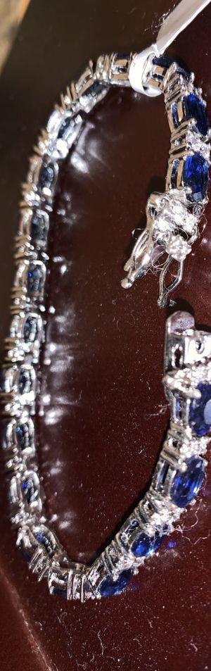 New with tags gemstone bracelet for Sale in Edgewood, WA