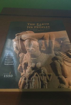 General Education History College Textbook for Sale in Sanger, CA