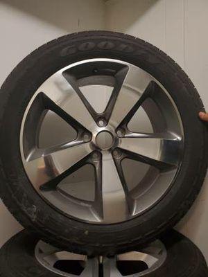 "Brand New OEM 20"" 5 spoke Jeep Grand Cherokee wheel for Sale in Peabody, MA"