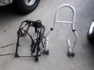 Trunk bisicle rack motorcycle for Sale in San Diego, CA