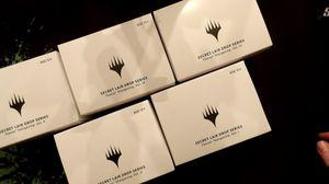 Magic the Gathering Secret Lair - Theros Stargazing Bundle: Vol. I-V for Sale in El Segundo, CA