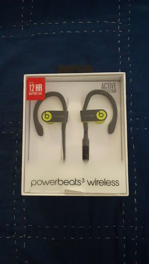 Power Beats 3 (bluetooth) for Sale in Aurora, CO