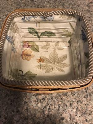 Longaberger Basket Set for Sale in Naugatuck, CT