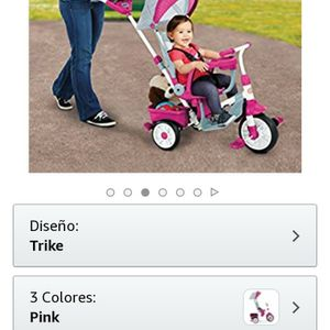 Little Tikes Girls Tricycle for Sale in Santa Maria, CA