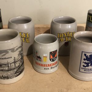 Beer Stein/Mug And Can Collection for Sale in New Milford, CT