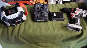 Cordless Drill and speaker for Sale in Chillicothe, IL