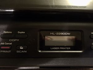 Brother HL-2280DW Laser Printer for Sale in Seattle, WA