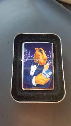 Joe Camel collector Zippo new in tin, never fired for Sale in Hurst, TX