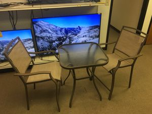 ZBD furniture Blowout SALE! 3 PC outdoor patio set for Sale in Duluth, GA