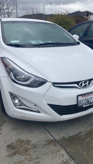 2016 Hyundai Ellantra V6 for Sale in Moreno Valley, CA