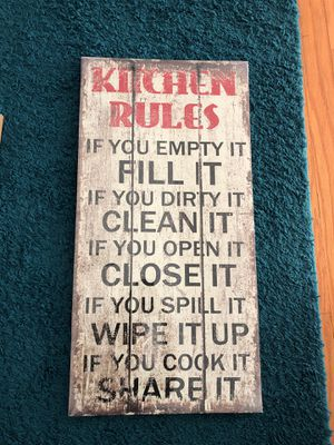 Kitchen Rules for Sale in Nashville, TN