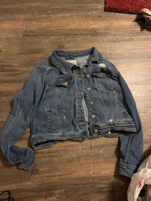 Mossimo supply co ripped jacket for Sale in Kennewick, WA