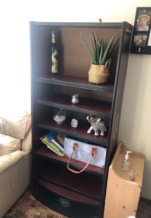 Heavy duty book case book shelf storage for Sale in Modesto, CA