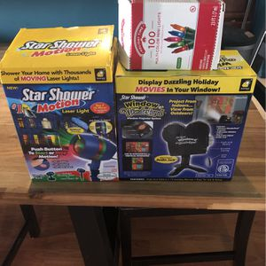 Lights, Projector, Laser Light. Brand New Never Used ! for Sale in Orlando, FL
