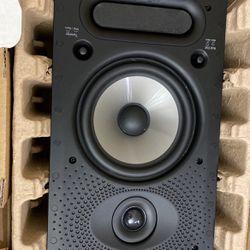 Pair Of Polk 65-RT in-wall Speakers for Sale in Marysville,  WA