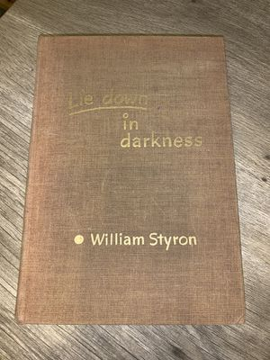 Lie Down in Darkness by William Styron First Edition for Sale in Roanoke, VA