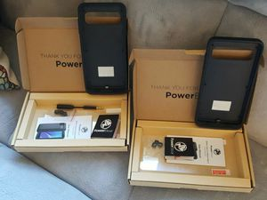 2 Brand New PowerBear Charging Cases for Sale in Riverview, MI
