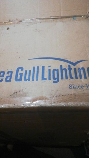 Sea Gull Lighting {contact info removed} Jourdanton 4Light Pendant Hanging Modern Light Fixture, Brushe... for Sale in CA, US