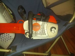 STIHL chain saw for Sale in Portland, OR