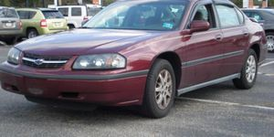 2001 Chevy impala everything is perfect just needs a new fly wheel but don't need to be replaced for a while for Sale in Columbus, OH
