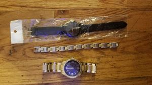 2 watches and bracket for Sale in Denver, CO