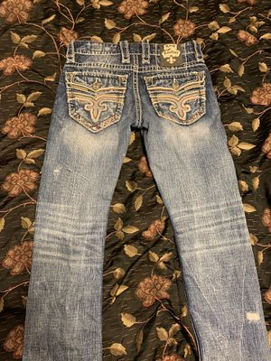 Rock revival jeans for Sale in Florissant, MO