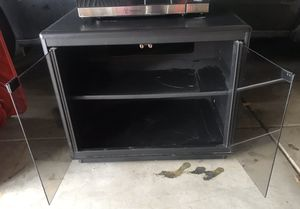 Great little tv stand and cabinet for Sale in Spokane, WA