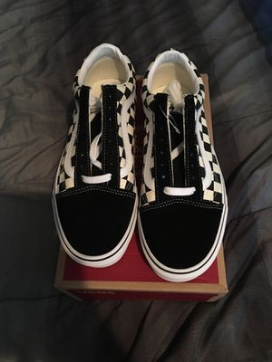 Vans checkered for Sale in Glendale Heights, IL