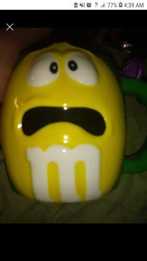 Collectable m&m mug rare for Sale in Warsaw, IL