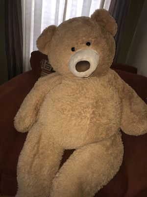 5ft brown teddy bear for Sale in West Valley City, UT