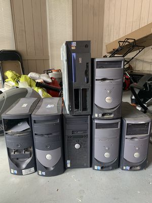 Desk Computers for Parts for Sale in Snellville, GA