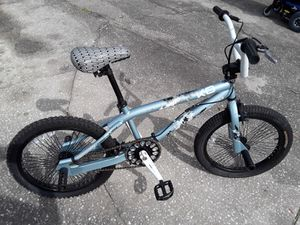 """Mongoose KO Freestyle BMX bike, like new, with 20"""" tires. $80 firm. for Sale in Wesley Chapel, FL"""