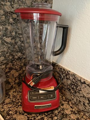 Kitchen aid blender for Sale in Moreno Valley, CA