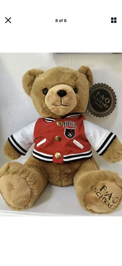 FAO Schwartz Teddy Bear New for Sale in Henderson, NV
