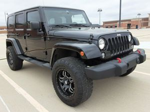 Needs.Nothing 2O12 Jeep Wrangler Needs.Nothing FWDWheelss for Sale in Chicago, IL