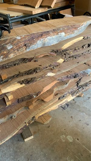 Wood slab, table, bar, crafts, natural for Sale in Payson, AZ