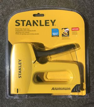 Stanley Heavy Duty Staple Gun for Sale in Gaithersburg, MD