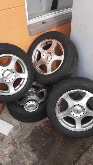 Goodyear AE, Evertrek General p225/55 R16 for Sale in Jacksonville, FL